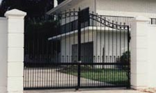 LA400 - Residential DC Linear Gate